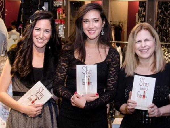 "Katie Leimkuehler, from left, Jen Yih and Melissa Wilson are the authors of ""Shy Town Girls."""