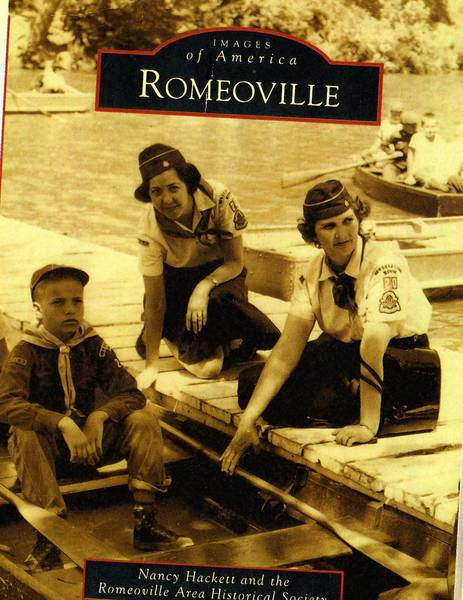 A pictorial history book telling the tale of Romeoville will be released later this month.