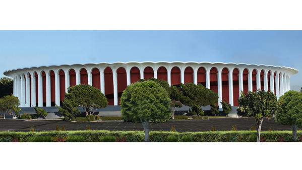 The Forum in Inglewood