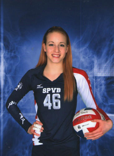 Talia Holze plans to make an impact on Wheaton Warrenville South's volleyball team this season.