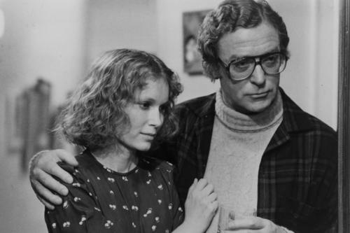 Woody Allen starred in and directed this drama, along with Mia Farrow and Michael Caine, above, Diane Weist and Barbara Hershey. The film received multiple Oscar nominations and supporting actor awards for Weist and Caine. It also earned  $40 million at the North American box office.