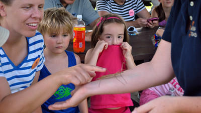 Parents and children gathered for Family Days, July 17 and 18 at the 1889 Park in South Fork. For more photos of the events, visit www.dailyamerican.com/ourtown.
