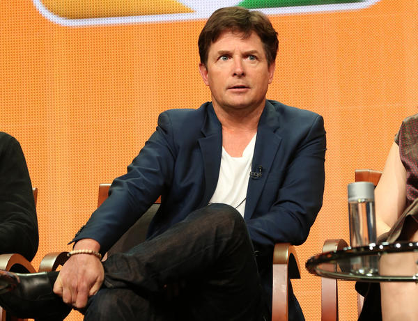 Michael J. Fox at NBC's TCA