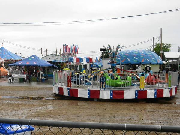 Most years, The DuPage County Fair operates in the red. Figures were not yet available for this year's event, which ran July 24 through July 28.