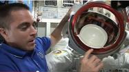 What caused ISS astronaut's helmet leak? A spacewalker explains
