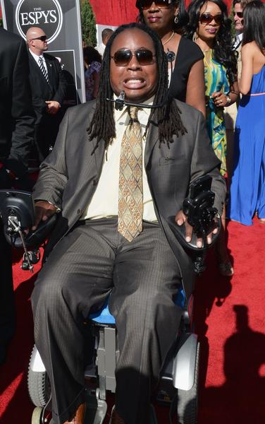Former college football player Eric LeGrand attends The 2013 ESPY Awards at Nokia Theatre L.A.