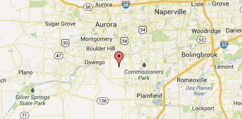 A Wheaton woman died after she fell from a horse at Judgement Farm in Oswego.