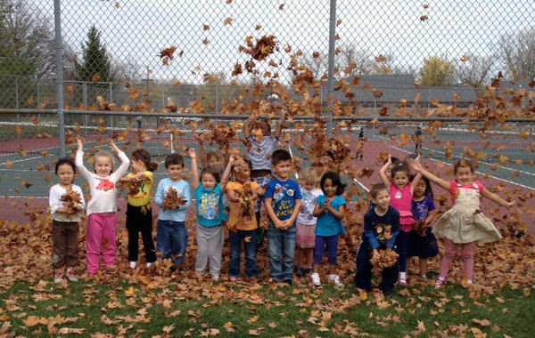 Palatine Park District Accepting Fall Preschool Registration