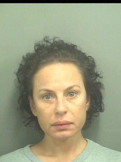 Ioulia Guerman, 42, faces multiple retail theft-related charges.