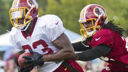 Pictures: New Redskins Training Camp Photos