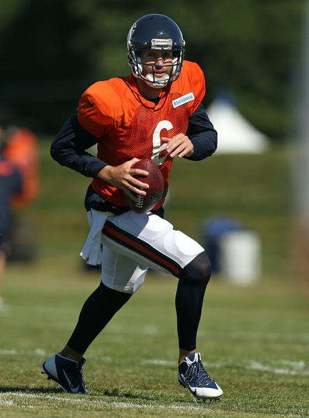The Bears offense could add some new wrinkles for quarterback Jay Cutler.