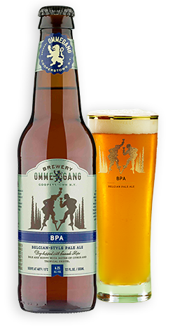 48. (tie) Ommegang Three Philosophers