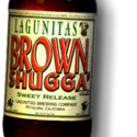 48. (tie)  Lagunitas Brown Shugga'