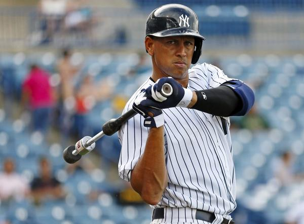 New York Yankees third baseman Alex Rodriguez could be looking at a lengthy suspension.