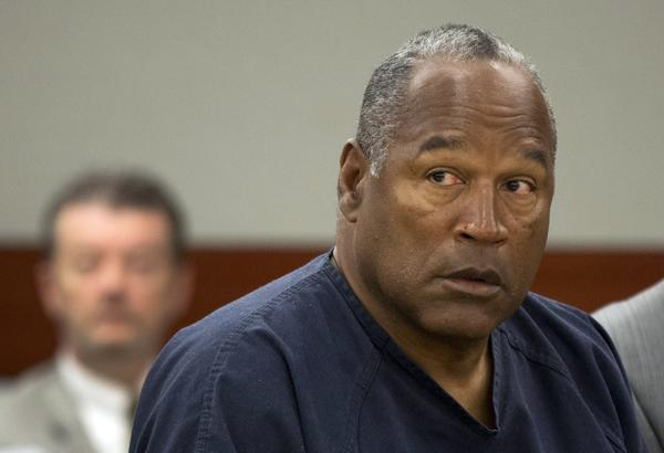 O.J. Simpson, shown in court in May, has been in jail for nearly five years.