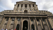 Bank of England facilitated transfer of gold looted by Nazis