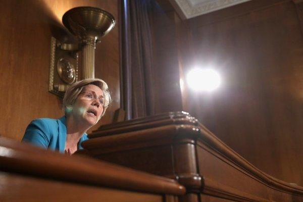 Sen. Elizabeth Warren (D-Mass.) has asked the Federal Energy Regulatory Commission to justify its settlement with JPMorgan -- a $410-million penalty that includes no criminal referrals.