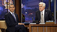 Obama to appear on 'Tonight Show' next week