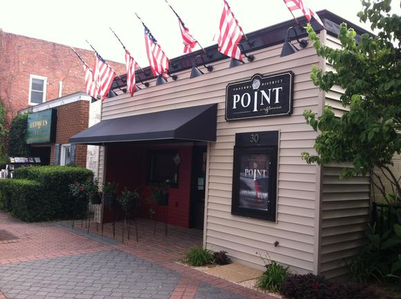 Point opens in Hamptom next month