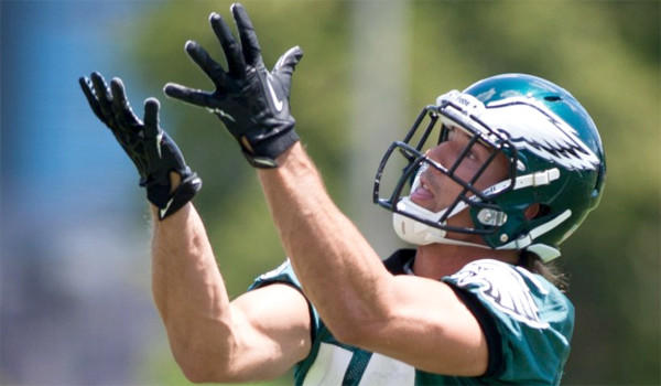 Philadelphia wide receiver Riley Cooper has apologized after a video surfaced Wednesday of the Eagles wideout using a racial slur.