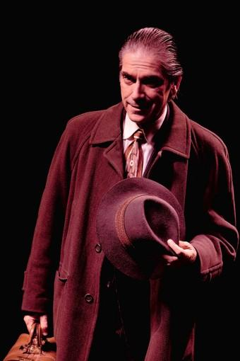 "Eric Zivot stars in Mad Cow Theatre's ""Death of a Salesman."""
