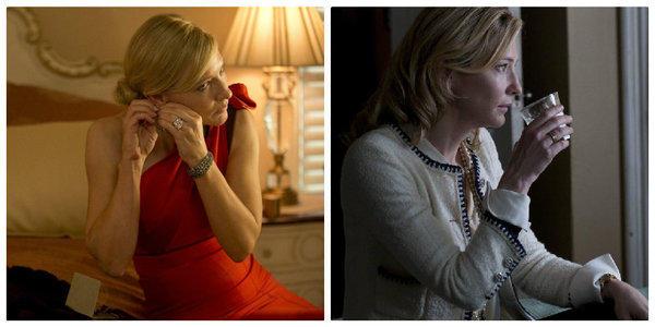 Scenes from 'Blue Jasmine' starring Cate Blanchett