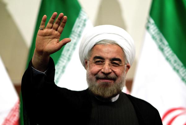 U.S. lawmakers said they didn't believe statements by Iranian President-elect Hassan Rouhani, pictured in June, that he wants a better relationship with the West.