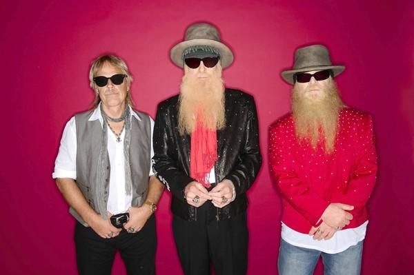Rock and Roll Hall of Famers ZZ Top will play Thursday in the OC Fair's summer concert series.