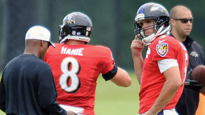 Mike Preston's Ravens training camp observations for July 31, 2…