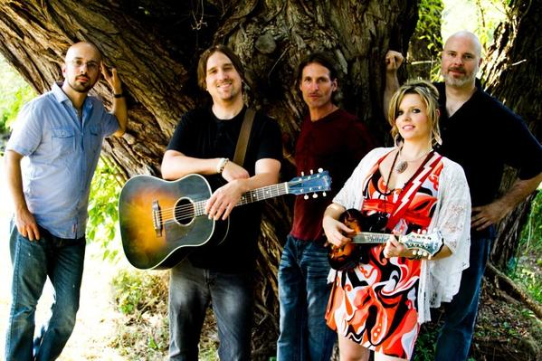 Big Leg Emma will perform Saturday, Aug. 3, at the Aten Place barn stage in Boyne Falls.