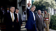 U.S., Pakistan agree to revive high-level talks