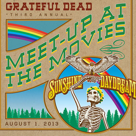 A Grateful Dead movie will be screened in Hampton tonight.