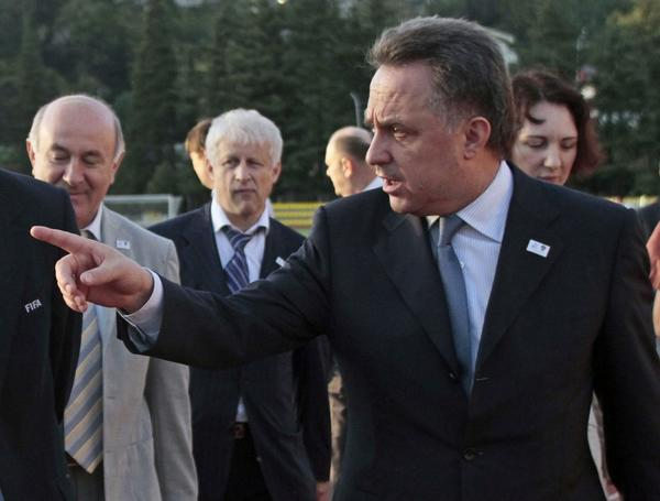 Russian sports minister Vitaly Mutko says anti-gay laws will be enforced during the 2014 Olympics in Sochi.
