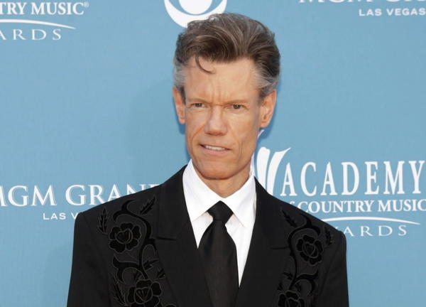 Singer Randy Travis arrives at the 45th annual Academy of Country Music Awards in Las Vegas April 18, 2010.