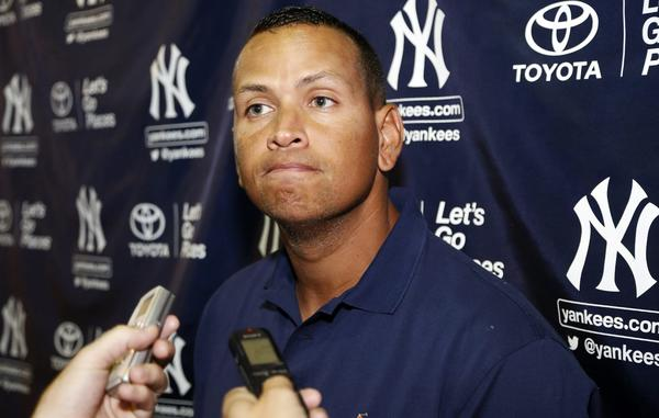 New York Yankees third baseman Alex Rodriguez is facing suspension from baseball.