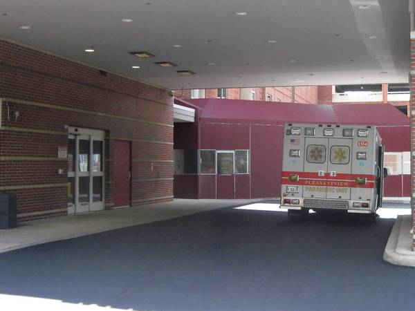 Level 1 trauma centers have longer wait times than most other hospitals in eastern DuPage and western Cook counties.