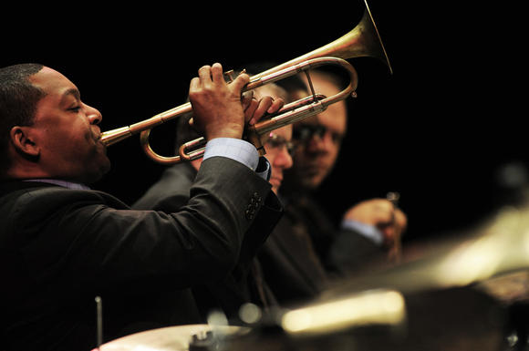 Wynton Marsalis headlines gospel/jazz weekend