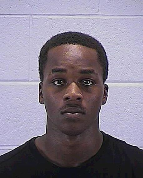 Liderries I. Thompson has been charged with armed robbery.