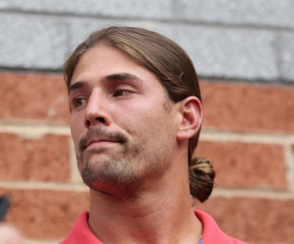 Philadelphia Eagles wide receiver Riley Cooper apologized for using a racial slur.