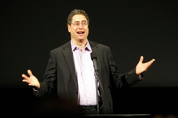 Tom Rothman, former CEO of Fox Filmed Entertainment.
