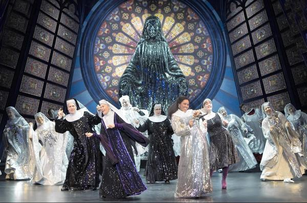 "On its first national tour, ""Sister Act"" comes to the Segerstrom Center for the Arts from Aug. 6 to 18."