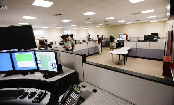 The Emergency Communications and Operations Center is a 911 call center for the Lake County Sheriff's Office and lake Emergency Medical Service.