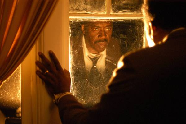 Ernie Hudson in 'The Man in the Silo' directed by Phil Donlon.
