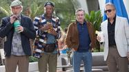 Michael Douglas comedy 'Last Vegas' wins ratings appeal