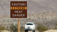 Violence will rise as climate changes, scientists predict