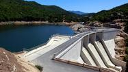 Sediment behind dams creates greenhouse gas 'hot spots,' study finds