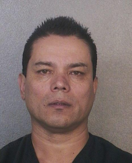Wilson Stevens Hernandez, 49, is accused of molesting two young girls in Pembroke Pines