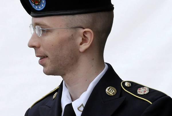 Army Pfc. Bradley Manning's trial is in its sentencing phase.