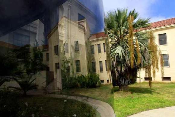 Veteran's Administration campus in West L.A.