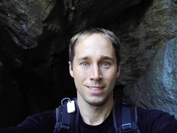 Matthew Greene of Bethlehem was last heard from on July 16 in Mammoth Lakes, Calif. He had planned several hiking trips in Yosemite National Park, but local police in California have been unable to locate him.